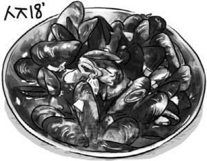 [김연수의 음식으로 치유하기] 구수한 유혹, 홍합탕